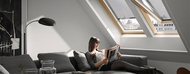 High Quality VELUX Blinds
